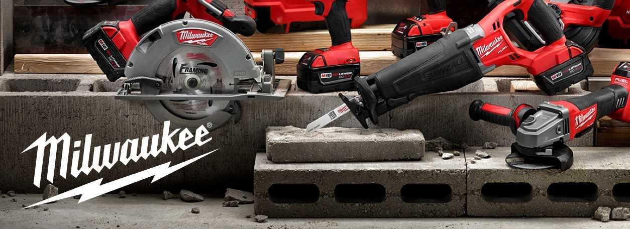 More about Milwaukee Power Tools at E & E Lumber