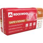 Rockwool Safe N Sound R-15 16 In. x 47 In. Stone Wool Insulation (12-Pack) Image 1