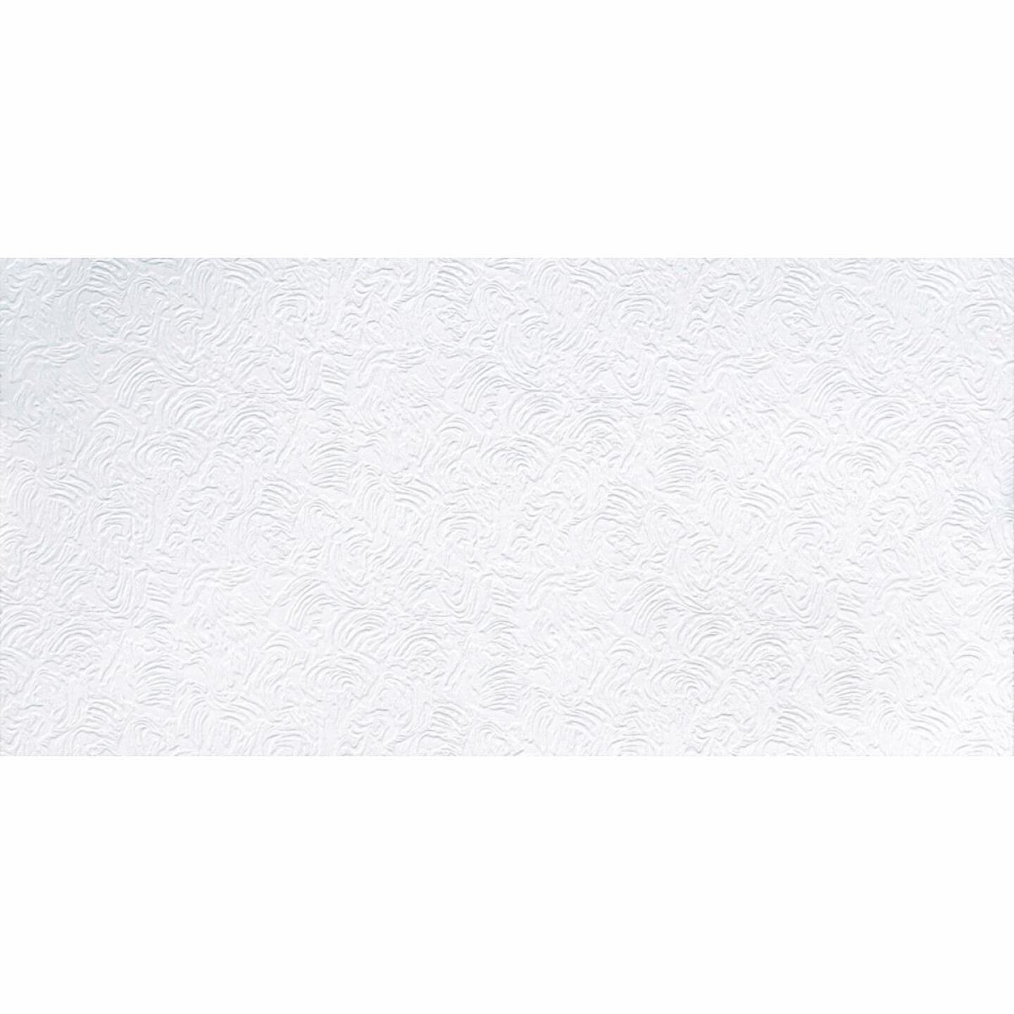 BP LifeStyle Caravelle 2 Ft. x 4 Ft. White Wood Fiber Suspended Ceiling Tile (8-Count) Image 3