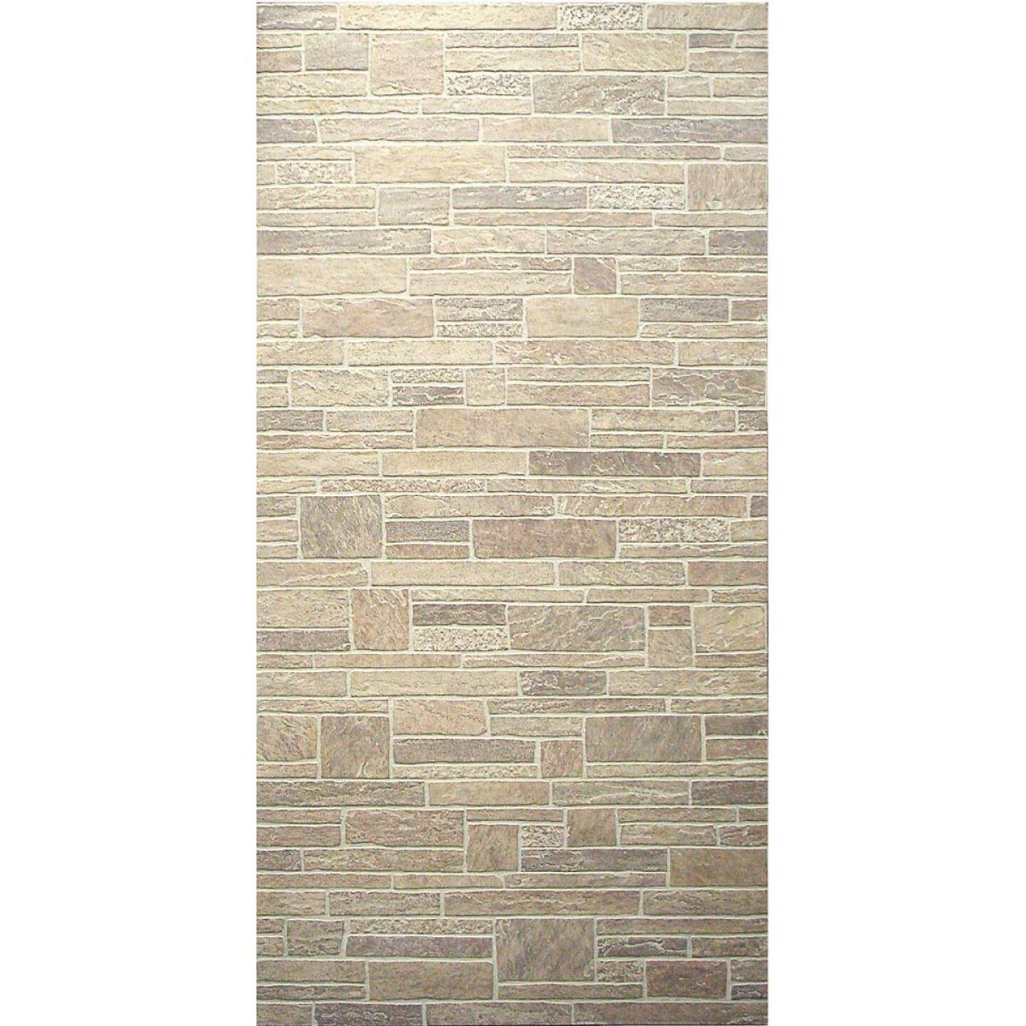 DPI 4 Ft. x 8 Ft. x 1/4 In. Beige Canyon Stone Wall Paneling Image 1