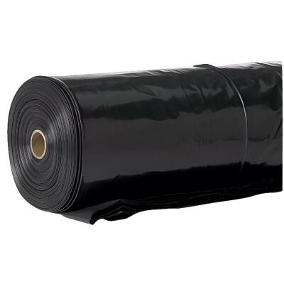 Film-Gard 20 Ft. X 100 Ft. Black 4 Mil. Polyethylene Sheeting
