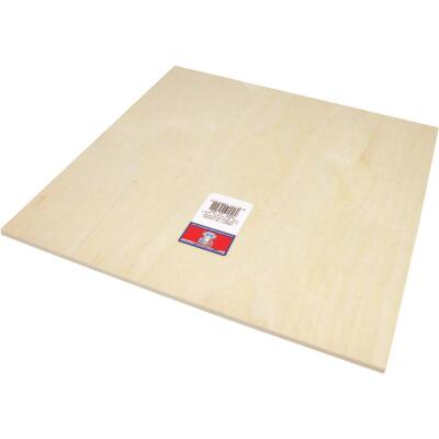 Midwest Products 1/4 In. x 12 In. x 12 In. Birch Plywood