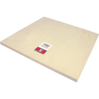 Midwest Products 1/2 In. x 12 In. x 12 In. Birch Plywood