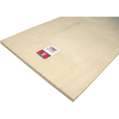 Midwest Products 1/2 In. x 12 In. x 24 In. Birch Plywood