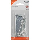 National 1.61 In. x 4 In. Zinc Heavy-Duty Strap Hinge (2-Pack) Image 2