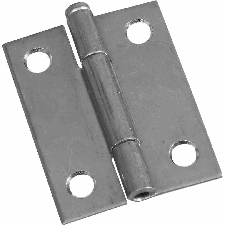 National 2 In. Zinc Loose-Pin Narrow Hinge (2-Pack) Image 1