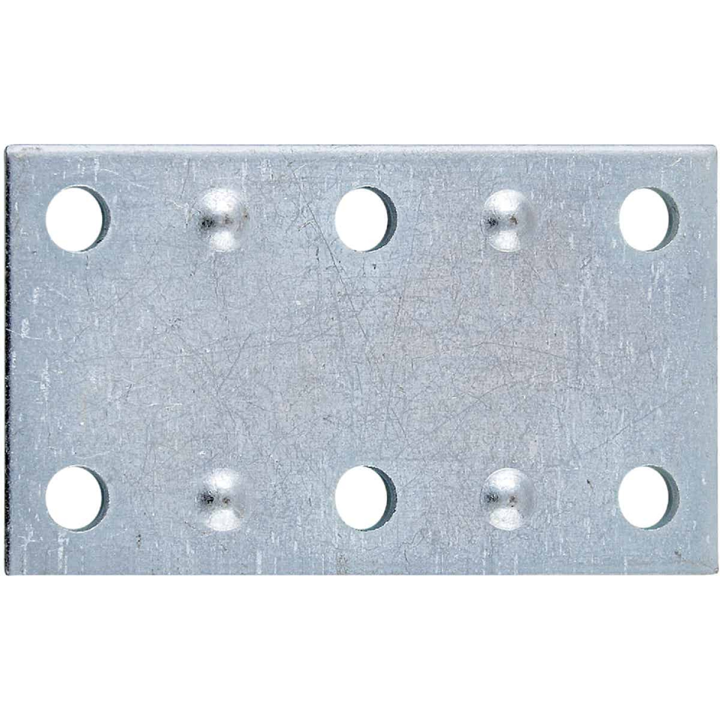 National Catalog V119 2-1/2 In. x 1-3/8 In. Mending Plate (4-Count) Image 1