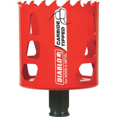 Diablo 2-9/16 In. Carbide-Tipped Hole Saw