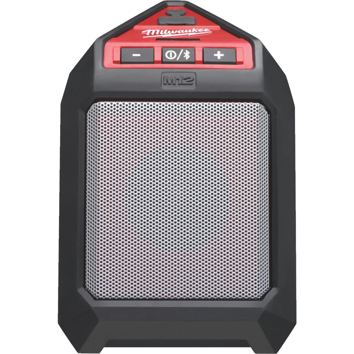 Milwaukee M12 12 Volt Lithium-Ion 30 Ft. Cordless Bluetooth Speaker (Bare Tool) Image 1