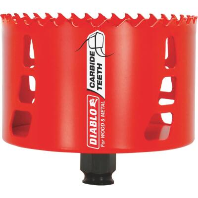Diablo 4-1/4 In. Carbide-Tipped Hole Saw
