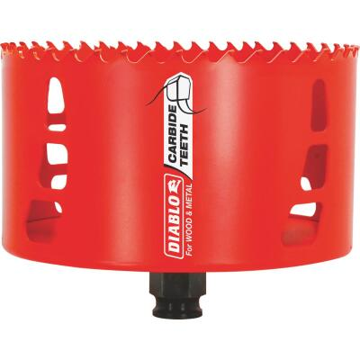 Diablo 4-3/4 In. Carbide-Tipped Hole Saw
