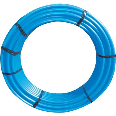 Cresline CE Blue 3/4 In. X 500 Ft. CTS 250 psi NSF Polyethylene Pipe