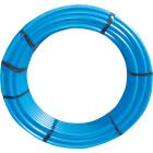 Cresline CE Blue 1 In. X 100 Ft. CTS 250 psi NSF Polyethylene Pipe Image 1