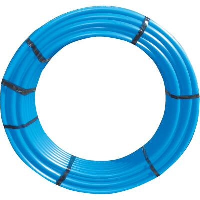 Cresline CE Blue 1 In. X 100 Ft. CTS 250 psi NSF Polyethylene Pipe