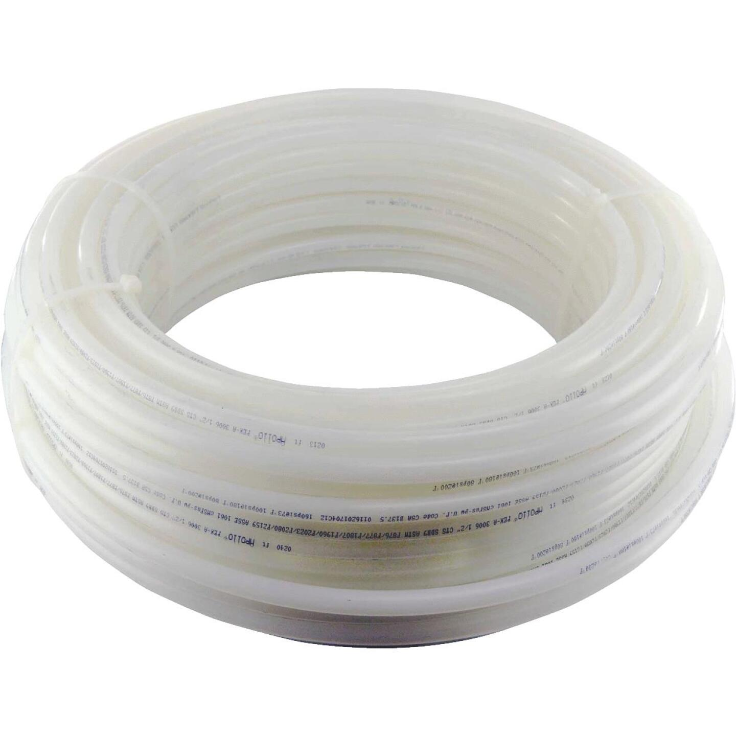 Conbraco 1/2 In. x 300 Ft. White PEX Pipe Type A Coil Image 2
