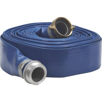 Apache 2 In. x 50 Ft. Reinforced PVC Discharge Hose