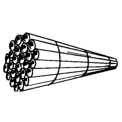 Flair-It 3/8 In. x 5 Ft. PEX Pipe Type A Stick