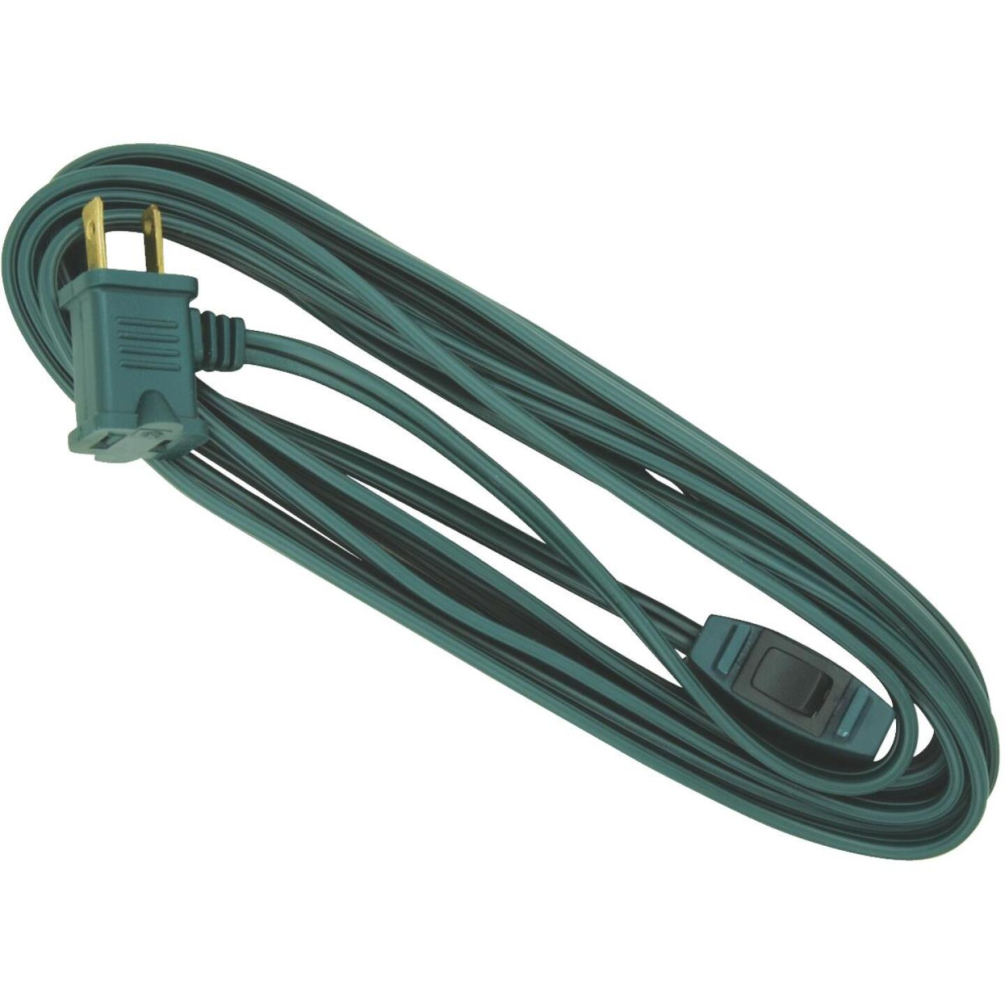 Do it 15 Ft. 16/2 Green Extension Cord with Switch Image 1