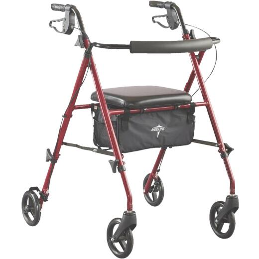 Medline Ultra Light Rollator Walker