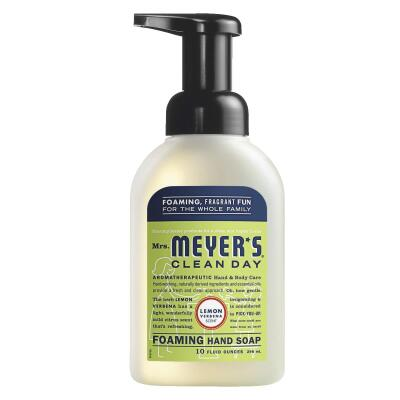 Mrs. Meyer's Clean Day Lemon Foaming Hand Soap