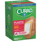 Curad Assorted Plastic Adhesive Bandages, (80 Ct.) Image 1