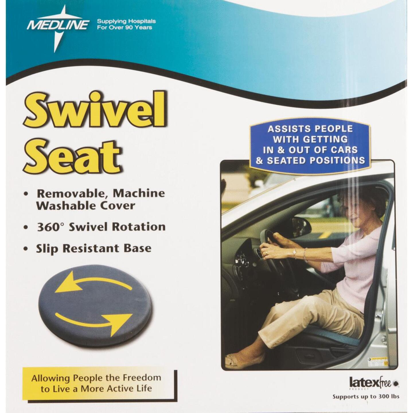 Medline Swivel Seat Image 2