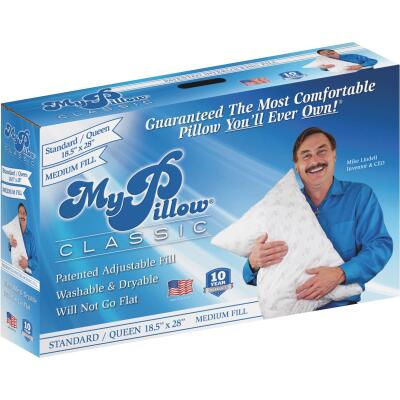 MyPillow Classic Standard/Queen Medium Fill Pillow