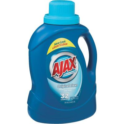Ajax 50 Oz. 32 Load 2X Ultra Liquid Laundry Detergent