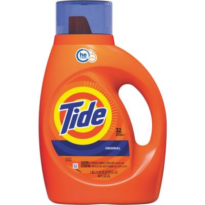 Tide 46 Oz. 32 Load Liquid Laundry Detergent
