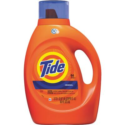 Tide 92Oz. 64 Load Liquid Laundry Detergent