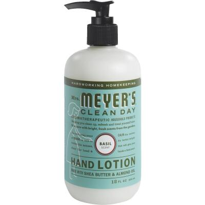 Mrs. Meyer's Clean Day 12 Oz. Basil Hand Lotion