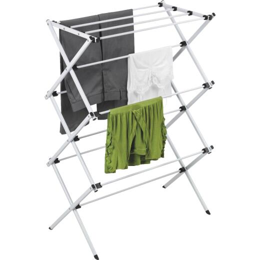 Honey Can Do Deluxe Metal Clothes Drying Rack