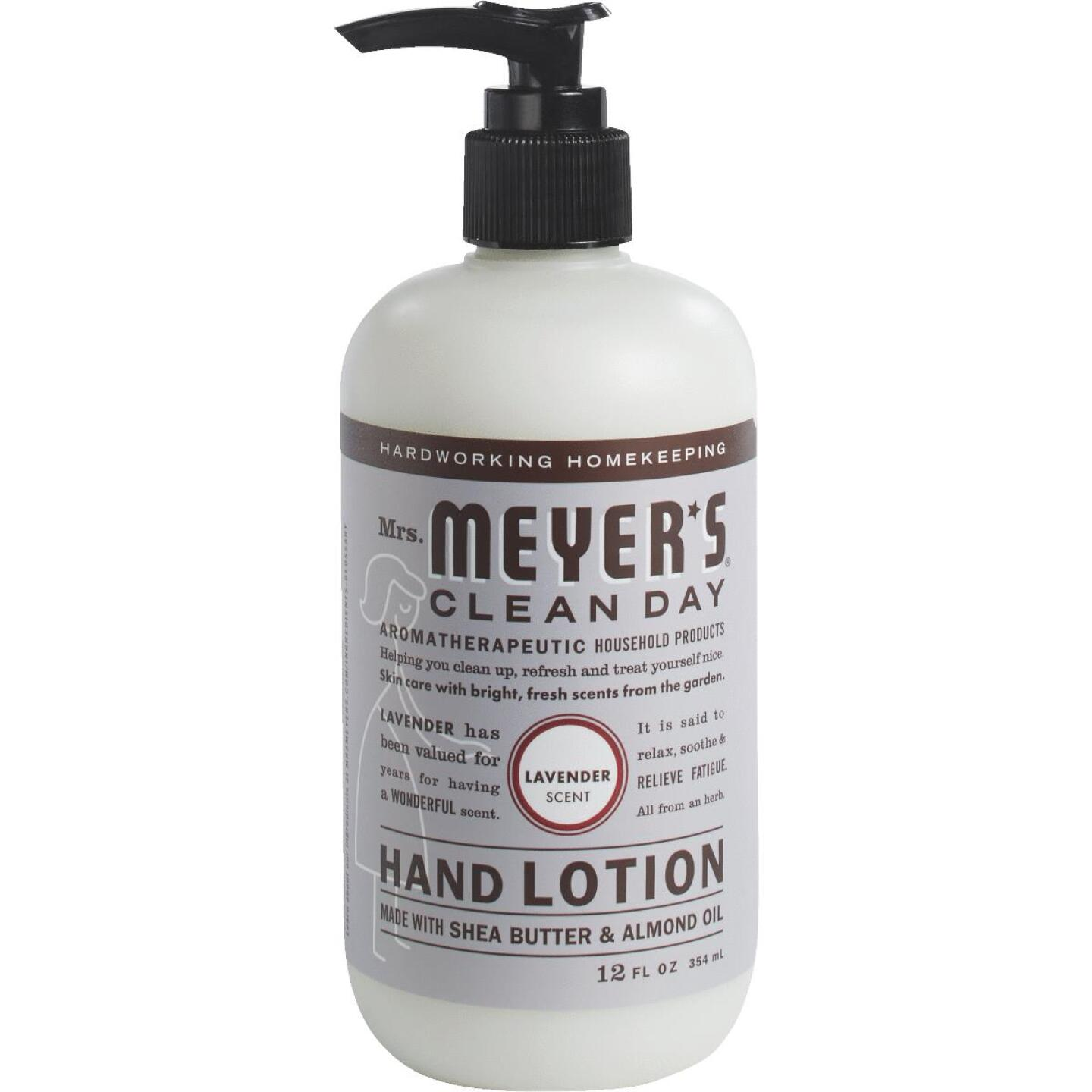 Mrs. Meyer's Clean Day 12 Oz. Lavender Hand Lotion Image 1