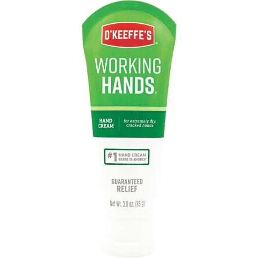 O'Keeffe's Working Hands 3 Oz. Hand Cream Tube