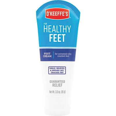 O'Keeffe's Healthy Feet 3 Oz. Tube Cream Lotion