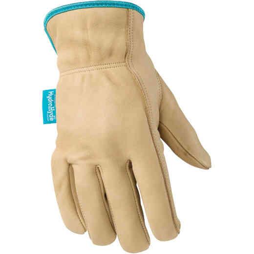Wells Lamont HydraHyde Women's Medium Cowhide Leather Work Glove