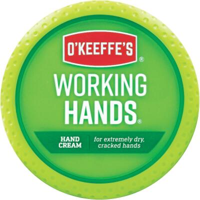 O'Keeffe's Working Hands 3.4 Oz. Hand Cream Jar
