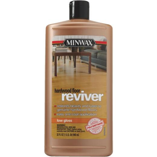 Minwax 32 Oz. Low Gloss Hardwood Floor Reviver