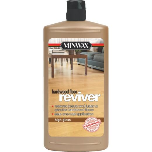 Minwax 32 Oz. High Gloss Hardwood Floor Reviver