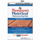 Thompsons WaterSeal Transparent Waterproofing Stain, Sequoia Red, 1 Gal. Image 1