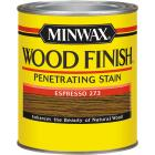 Minwax Wood Finish Penetrating Stain, Espresso, 1 Qt. Image 1
