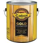 Cabot Gold Exterior Stain, Sun-Drenched Oak, 1 Gal. Image 1