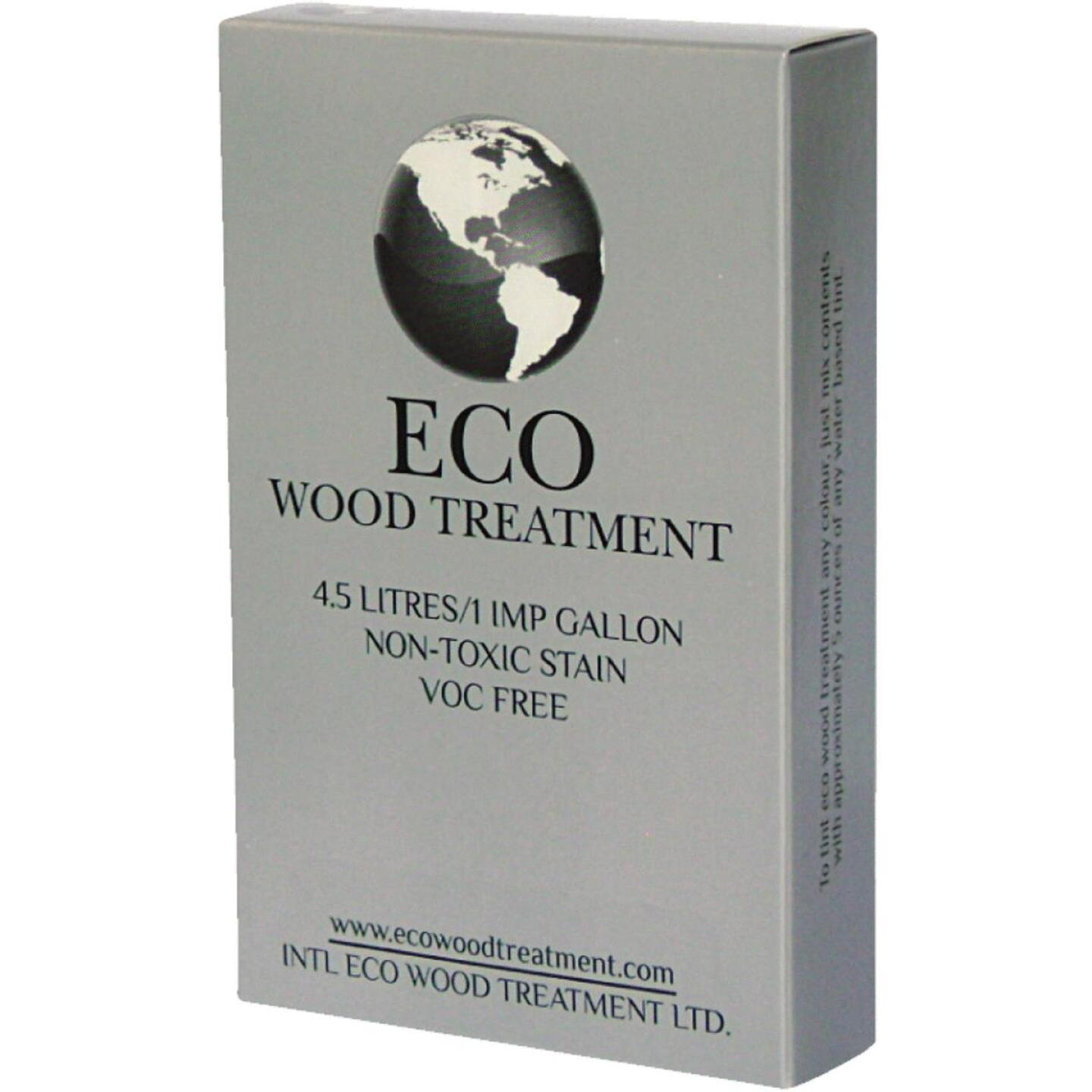 Eco Wood Treatment Exterior Wood Stain & Preservative, 1 Gal. Image 1