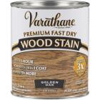 Varathane Fast Dry Golden Oak Urethane Modified Alkyd Interior Wood Stain, 1 Qt. Image 1