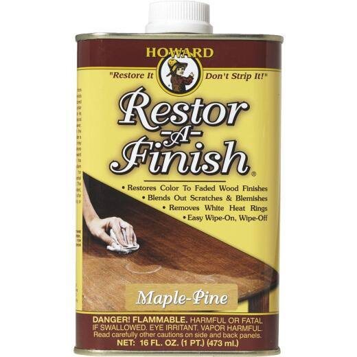 Howard Restor-A-Finish 16 Oz. Maple/Pine Wood Finish Restorer