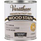 Varathane Fast Dry Antique White Urethane Modified Alkyd Interior Wood Stain, 1 Qt. Image 1