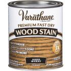 Varathane Fast Dry Aged Wheat Urethane Modified Alkyd Interior Wood Stain, 1 Qt. Image 1